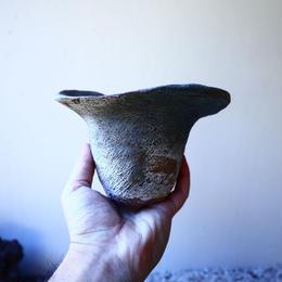 安西桂 〝土の子″ 鉢   no.111808