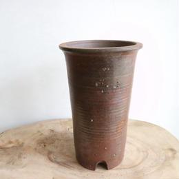 丹波鉢  デッドストック no.010   φ13cm