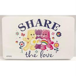 ♡新作♡ Carebears ケアベア SHARE THE love モバイルチャージャー