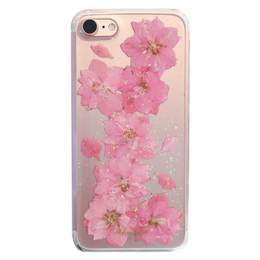Oshibana case   iPhone8/7   PINK