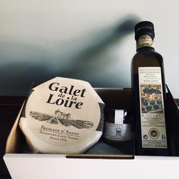 gift   +'olive oil&bagnacauda sauce'