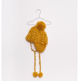 【fish&kids】 mustard bonnet