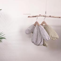 【monbebe】petite floral romper