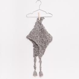 【fish&kids】 gray bonnet