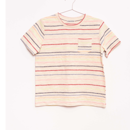 【fish&kids】2018ss MULTICOLOR -t shirt
