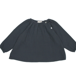 【june】Anais Blouse – Slate