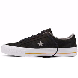 One star Nubuck BLACK