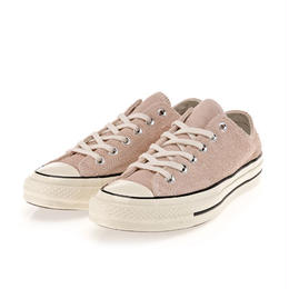Chuck Taylor All Star 1970`s vintage suede DUSK PINK LOW
