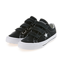 CONVERS CONS ONE STAR 3V OX - BLACK