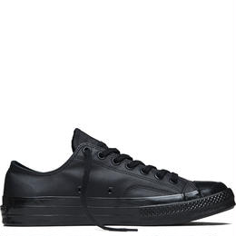CONVERSE CHUCK TAYLOR ALL STAR CHUCK'70 BLACK OX MONO LEATHER