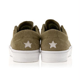 One Star CC Hairy Suede Khaki