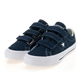 CONVERS CONS ONE STAR 3V OX - NAVY