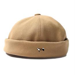 MILK LOGO HEAVY TWILL FISHERMAN CAP