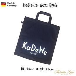 ドイツセレクト ベルリン KADEWE エコバッグ 輸入雑貨