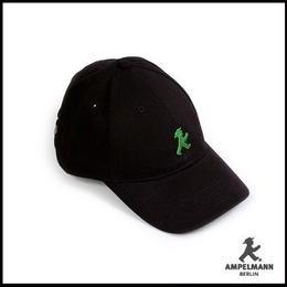 ドイツ AMPELMANN アンペルマン キャップ 帽子