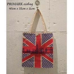 NEW☆日本未入荷 【PRIMARK プライマーク】エコバッグ  イギリス国旗