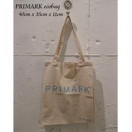 NEW☆日本未入荷 【PRIMARK プライマーク】エコバッグ ロゴ