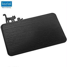 【koziol コジオル】カッティングボード まな板 ブラック
