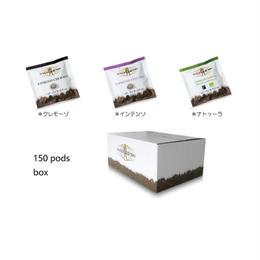 ESPRESSO  single pods  エスプレッソ ポッド (150入)