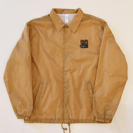 CASPER / 福 COACH JACKET KHAKI XLサイズ