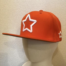 Mobstar cap orange