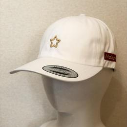 mobstar cap vintage style gold star