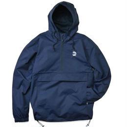 "MTA × INTERBREED ""Uniform Logo Anorak""  (NAVY)"