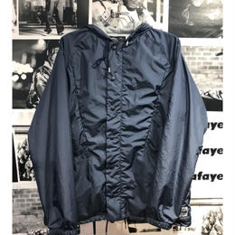 INTERBREED  ACTIVE SERVICE - COMFORTABLE HOODED COACH【NAVY】
