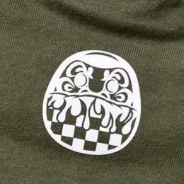 【MOLLY限定】Lafayette × MOLLY SMALL LOGO TEE (OLIVE)