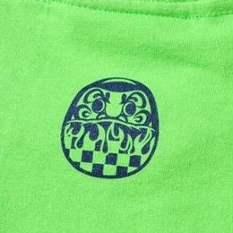 【MOLLY限定】Lafayette × MOLLY SMALL LOGO TEE (LIME)