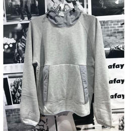 INTERBREED  ACTIVE SERVICE THERMIC TECH HOODIE【GREY】