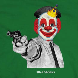 40s&Shorties Crown Tee