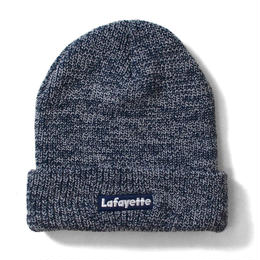 【再入荷】Lafayette×NEW ERA – LOGO SOFT CUFF KNIT CAP (BLUE)