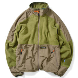 Lafayette RAGLAN FLEECE JACKET (MILITARY GREEN)