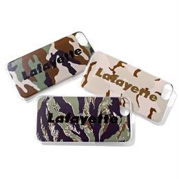Lafayette LOGO CAMO iPhone CASE (全3色)