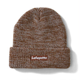 【再入荷】Lafayette×NEW ERA – LOGO SOFT CUFF KNIT CAP (BROWN)
