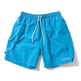 Lafayette NYLON ELASTIC WAIST SHORTS (LIGHT BLUE)