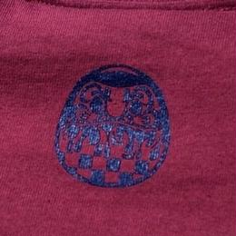 【MOLLY限定】Lafayette × MOLLY SMALL LOGO TEE (BURGUNDY)