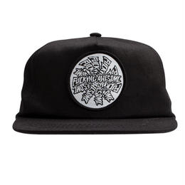 Fucking Awesome Spiral Hat (BLACK)