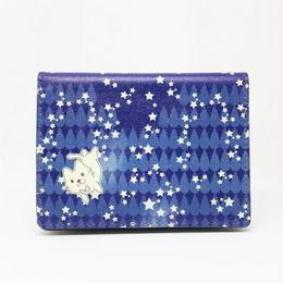 【カードケース】 月光雨のねこ