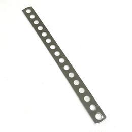 2031 マゲ板 鉄クローム 同穴直1x15x193(2枚入)