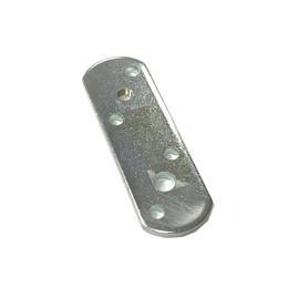 フリーステー金具 FSP65 プレート型65ミリ ユニクロ