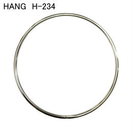 HANG クローム Hー234 6φx外径195