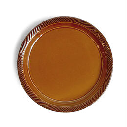 blur 20cm plate 茶