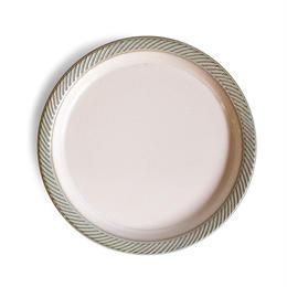 blur 20cm plate white