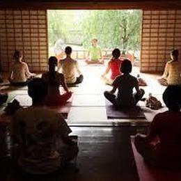 寺yoga ※2019/9/16/9:00~9:30