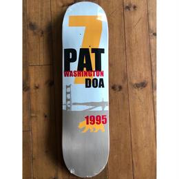 Pat washington Pro model