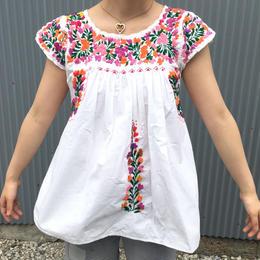 sanantonino刺繍blouse