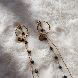 black wreath pierce