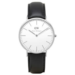 Daniel Wellington (ダニエル ウェリントン) - Sheffield - Silver 40mm